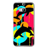 Dolphin Couple Designer Phone Cases