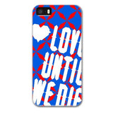 Endless Love Designer Phone Cases