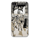War of Peace Designer Phone Cases