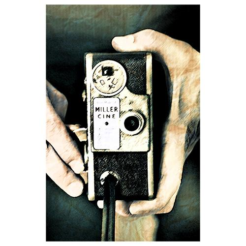 Miller Cine Designer Phone Cases