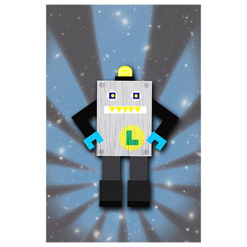 Children Robot Designer Phone Cases