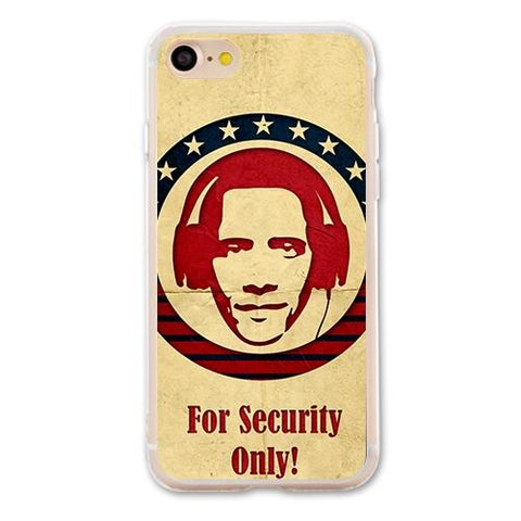 Security Only Designer Phone Cases