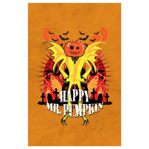 Mr Pumpkin Designer Phone Cases