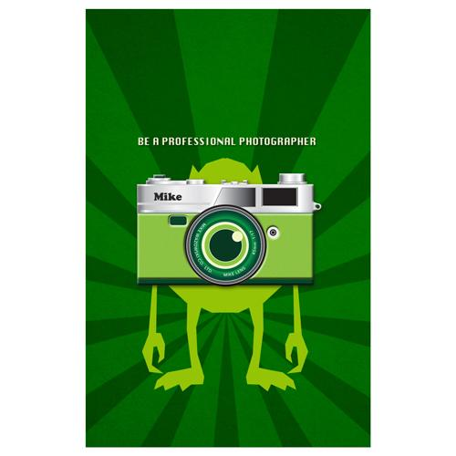 Photographer Mike Designer Phone Cases