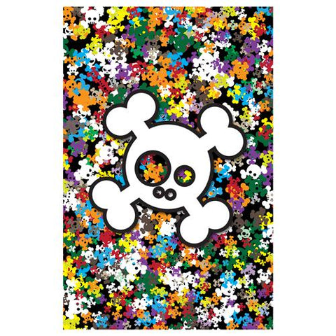 Rainbow Skull Designer Phone Cases