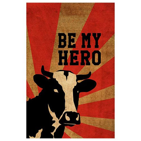 Be My Hero Designer Phone Cases