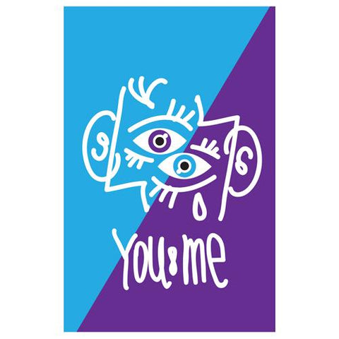 You and Me Designer Phone Cases