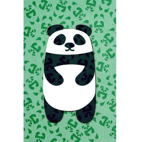 Happy Panda Designer Phone Cases