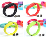 Set of 10 Pcs Replacement Bands for Fitbit Flex Tracker
