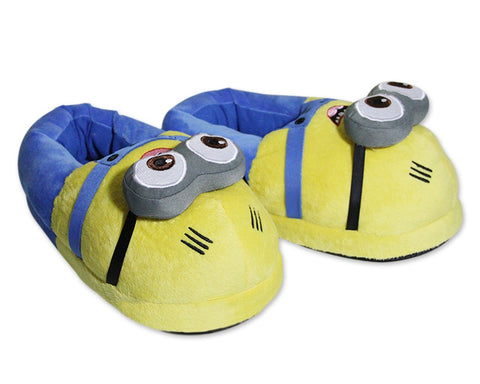 Despicable Me Minions Soft Slippers