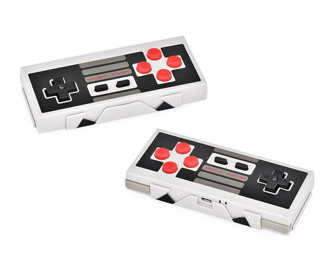 8Bitdo NES30 Wireless Controller with Bluetooth Receiver