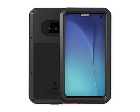 Samsung Galaxy S10e Shockproof Metal Case