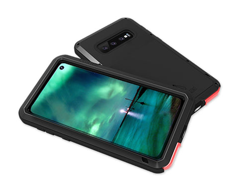 Samsung Galaxy S10 Shockproof Metal Case