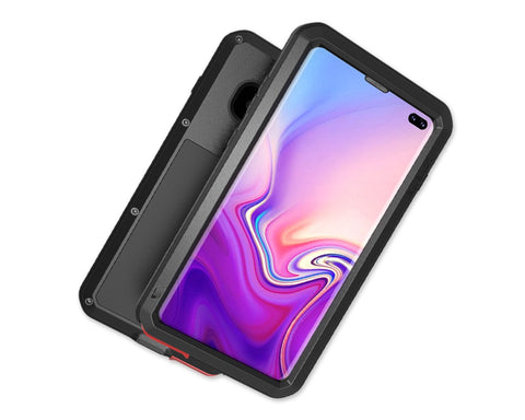 Samsung Galaxy S10+ Shockproof Metal Case