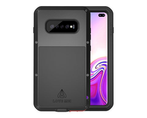 Samsung Galaxy S10+ Waterproof Case Shockproof Metal Case