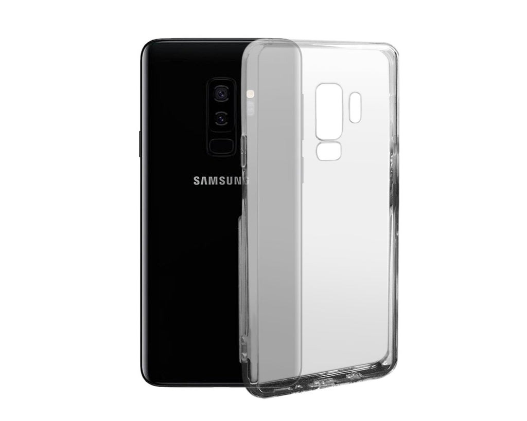 Samsung S9 Plus TPU Clear Hard Case