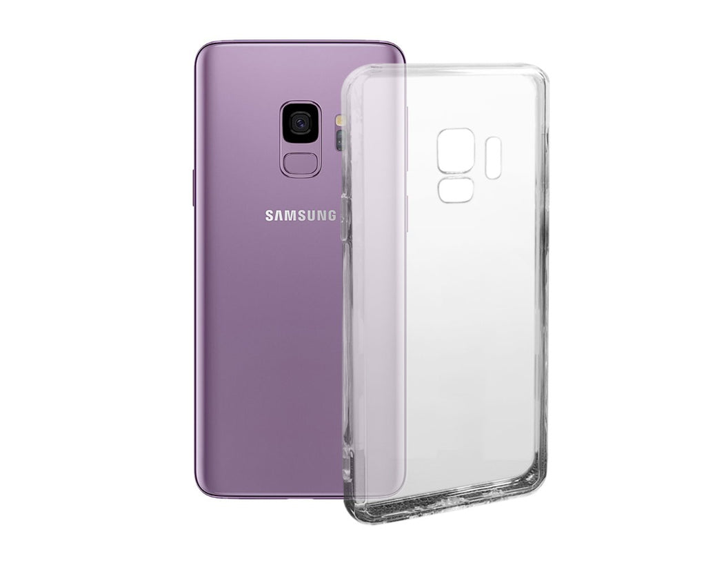 Samsung S9 Case TPU Clear Hard Case