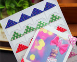 DIY Craft Diary Scrapbook Photo Album Corner Sticker - Pastoral