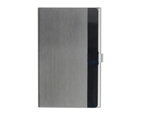 Classic Stainless Steel Business Card Holder