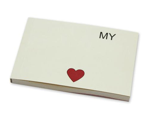 Animation Flip Book - My Heart Beats Only For You