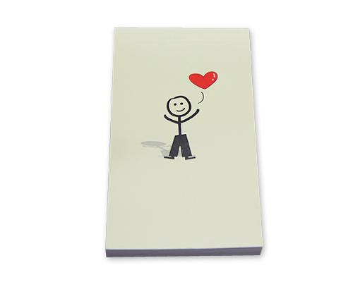 Animation Flip Book - I Love You