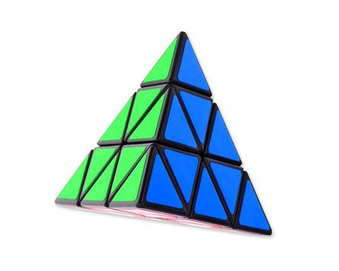 Shengshou Triangle Pyramid Pyraminx Speed Magic Cube