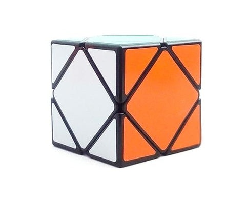 Professional Shengshou Skewb Puzzle Speed Magic Cube Glossy Stickers