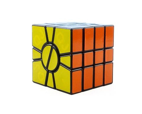 QJ Super Square One Brain Teaser Magic Speed Cube