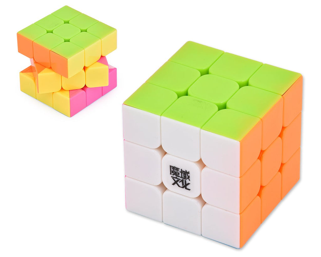 MoYu AoLong Enhanced Version 3x3 Speed Cube - Colorful