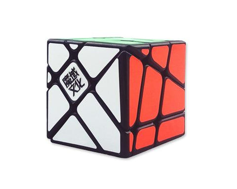 YJ MoYu Magic Speed Cube Crazy Yileng Fisher