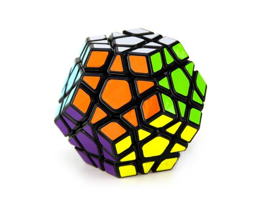 Moyu Yuhu Dodecahedron Megaminx Puzzle Speed Cube