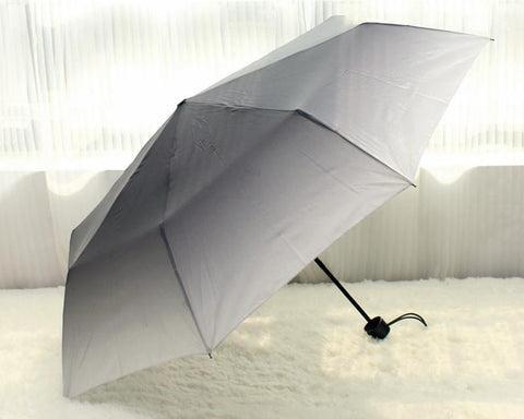 Gradual Color Folding UV Protection Umbrella