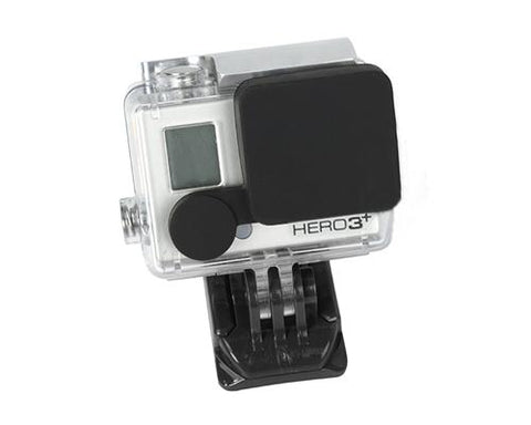 GoPro Lens Protective Silicone Cap for Hero 3+ Camera Housing - Black