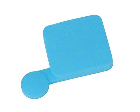 GoPro Lens Protective Silicone Cap for Hero 3+ Camera Housing - Blue