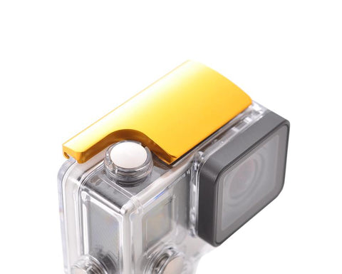 GoPro Aluminum Snap Latch Waterproof Housing Lock for Hero 3+/4-Gold