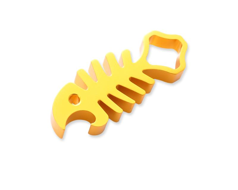 GoPro Tightening Thumb Screw Aluminum Wrench for Hero Camera - Gold