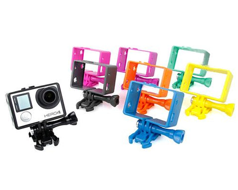 GoPro Bacpac Extension Edition Frame for Hero 3/3+/4 Camera - Black