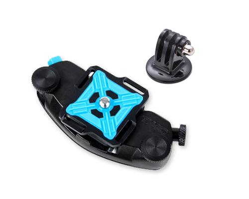 GoPro Aluminum Military Web Belt Clip Mount for Hero Camera - Blue