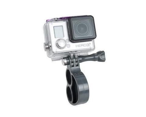 GoPro V2 Finger Grip Holder Stabilizer Mount for Hero Camera - Gray