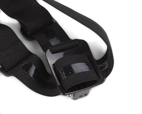 GoPro Head Strap Mount for Hero 1 Hero 2 Hero 3 Hero 3+ Cameras -Black