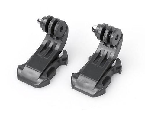 GoPro 2 Pcs Vertical Surface J-Hook Buckle Mount