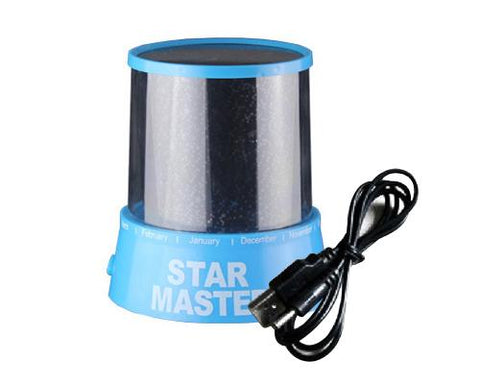 LED Cosmos Star Starry Night Projector Light