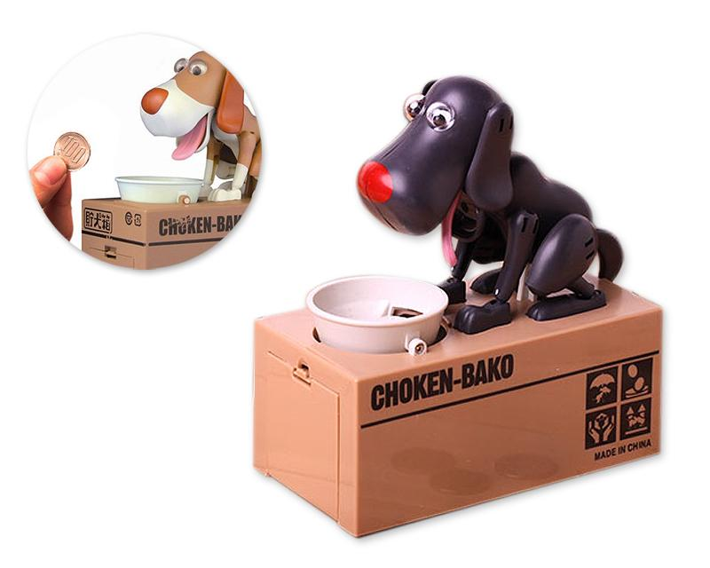 Coin Eating Doggy Bank Children's Money Box