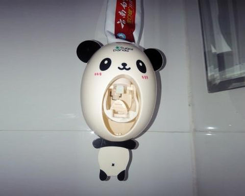 Creative Cute Cartoon Toothpaste Dispenser - Panda