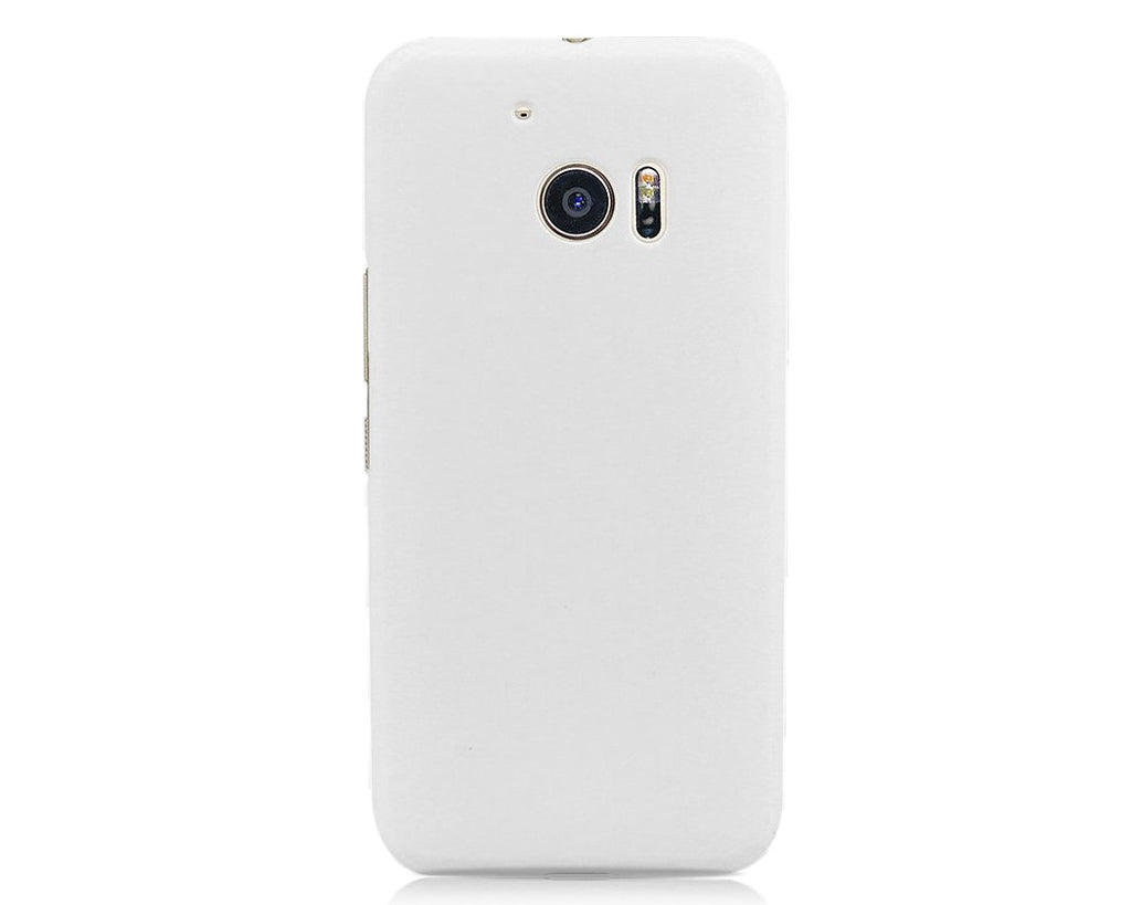 Matte Series HTC 10 Hard Case - White