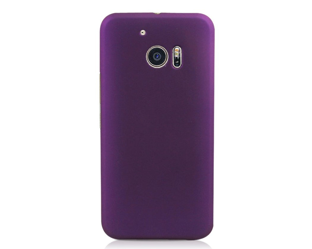 Matte Series HTC 10 Hard Case - Purple
