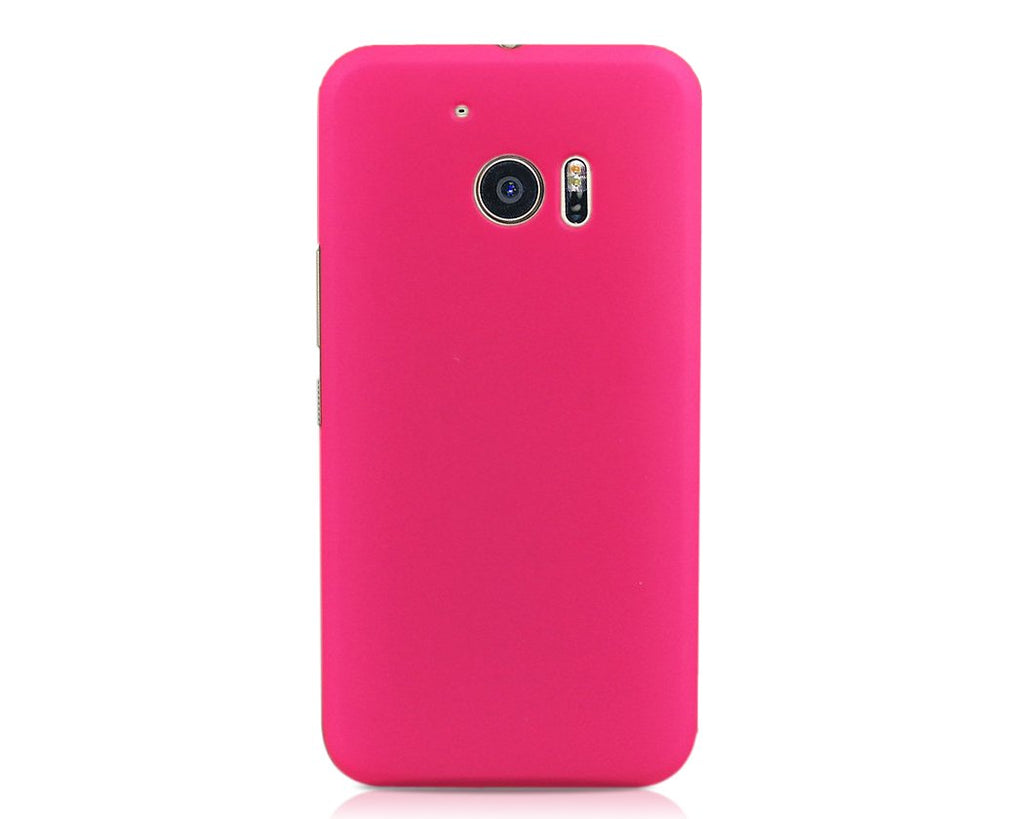 Matte Series HTC 10 Hard Case - Magenta