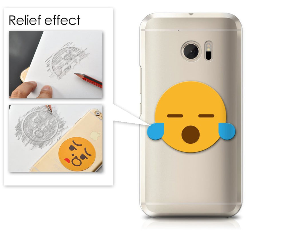 Emoji Series HTC 10 Case - Cry