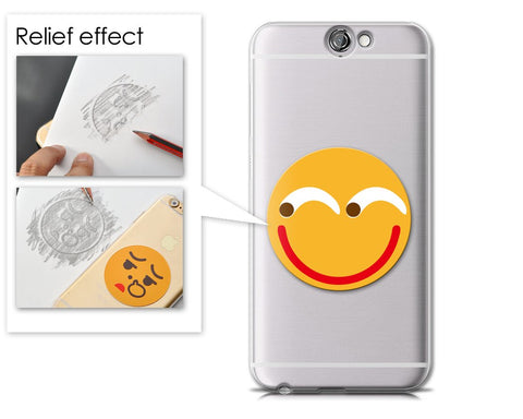 Emoji Series HTC One A9 Case - Sinister