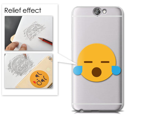 Emoji Series HTC One A9 Case - Cry